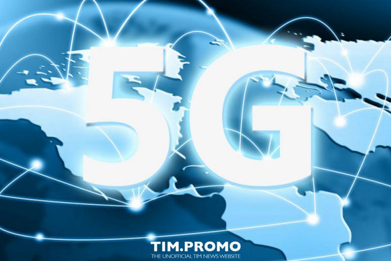 Rete TIM Mobile 5G San Marino Primo Stato in Europa