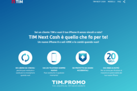 Come Funziona TIM Next Cash
