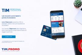 TIM Personal la Prepagata Virtuale da Gestire Tramite App