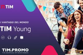 TIM Young e Junior Le Nuove Offerte TIM per Ragazzi