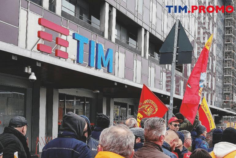 Esuberi TIM i Lavoratori Approvano l'Accordo sulla Solidarietà