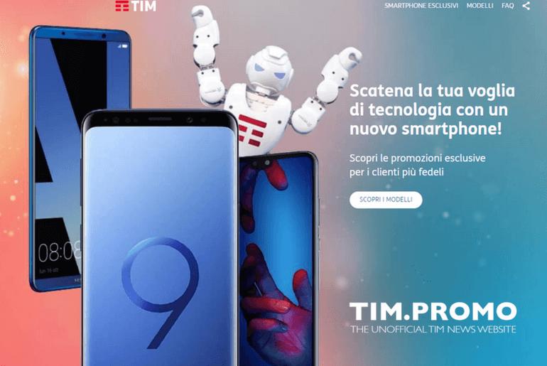 Offerte TIM Smartphone Promozioni Esclusive per i Clienti Più Fedeli