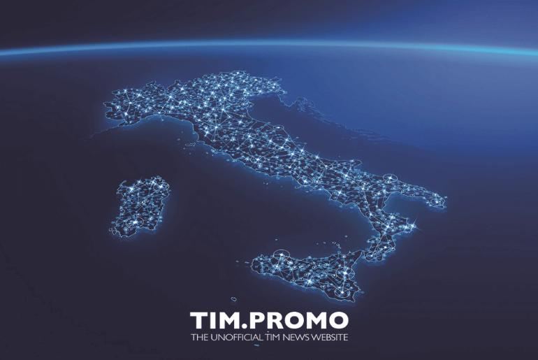 Cresce la Fibra Ottica della TIM Entro il 2020, 100 città con FTTH