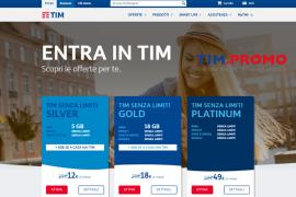 Offerte Mobile TIM Senza Limiti Promozioni di Ottobre 2018