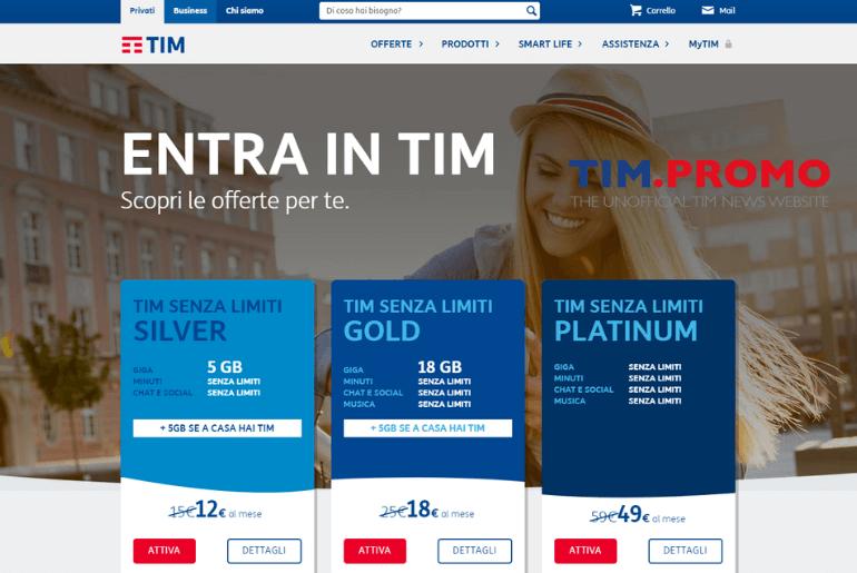 Tim mobile archivi pagina 2 di 4 tim promo for Offerte mobile
