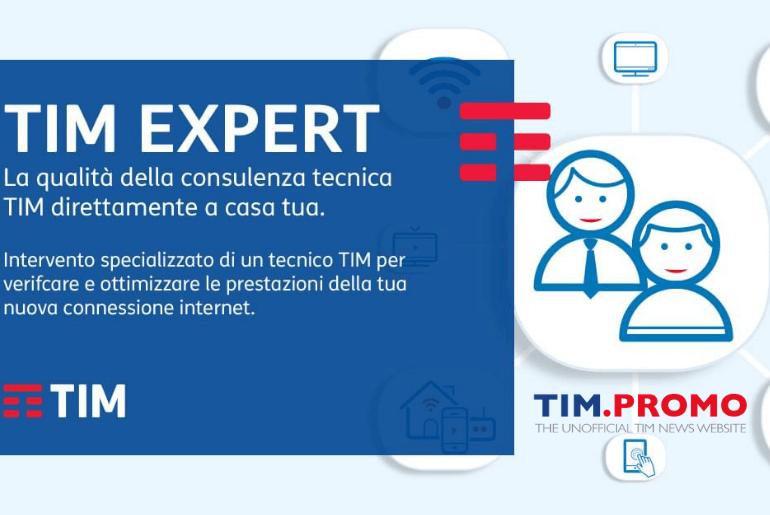 Come Escludere TIM Expert dalle Offerte TIM Connect