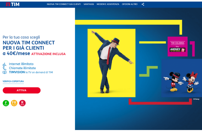 Offerte TIM per Chi è Già Cliente di Rete Fissa La Nuova TIM Connect