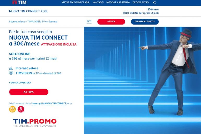 TIM Fisso 2019 Nuove Offerte con Fibra e ADSL