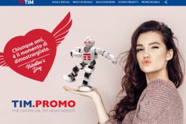 Offerte TIM Tutte le Promozioni per San Valentino