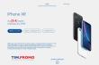 Offerte TIM con iPhone Rate a Partire da 25€ al mese