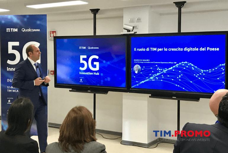 Rete TIM 5G il Punto della Situazione
