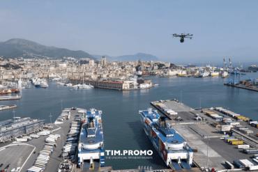 5G TIM Parte la Sperimentazione a Genova con Ericsson