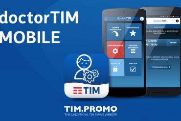 DoctorTIM Mobile Cos'è e Come si Attiva il Servizio TIM