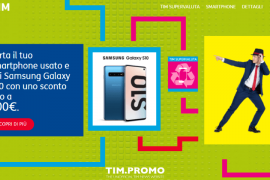 TIM Estate 2019 Offerte Supergiga e Smartphone