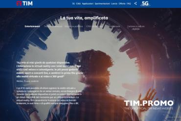 TIM sceglie Ericsson come Partner della Rete 5G
